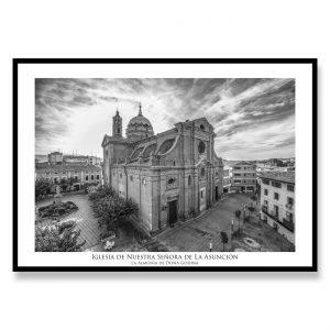 Fotografía Iglesia de La Almunia - Alvaro Díez