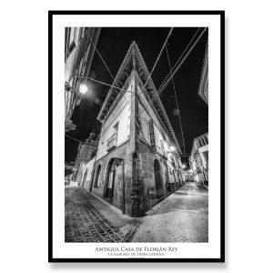 Antigua casa de Florián Rey - La Almunia de Doña Godina - Fotografía - Álvaro Díez