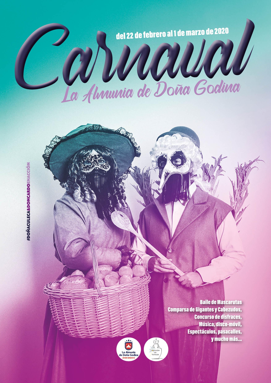 Programa Carnaval La Almunia 2020