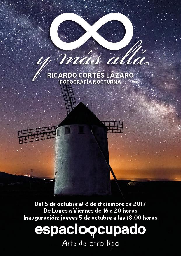 Infinito y más allá. Exposición de Fotografías de Ricardo Cortés. Imagina Arte Gráfico.