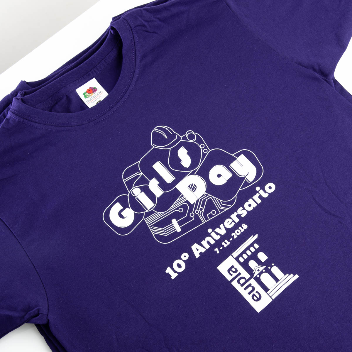 Camisetas personalizadas EUPLA