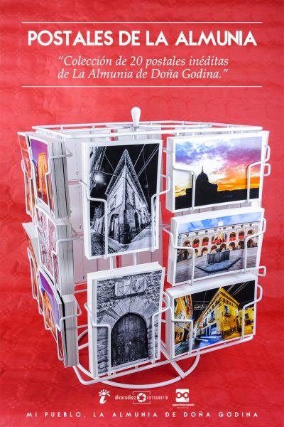 Postales de La Almunia - Imagina Arte Gráfico