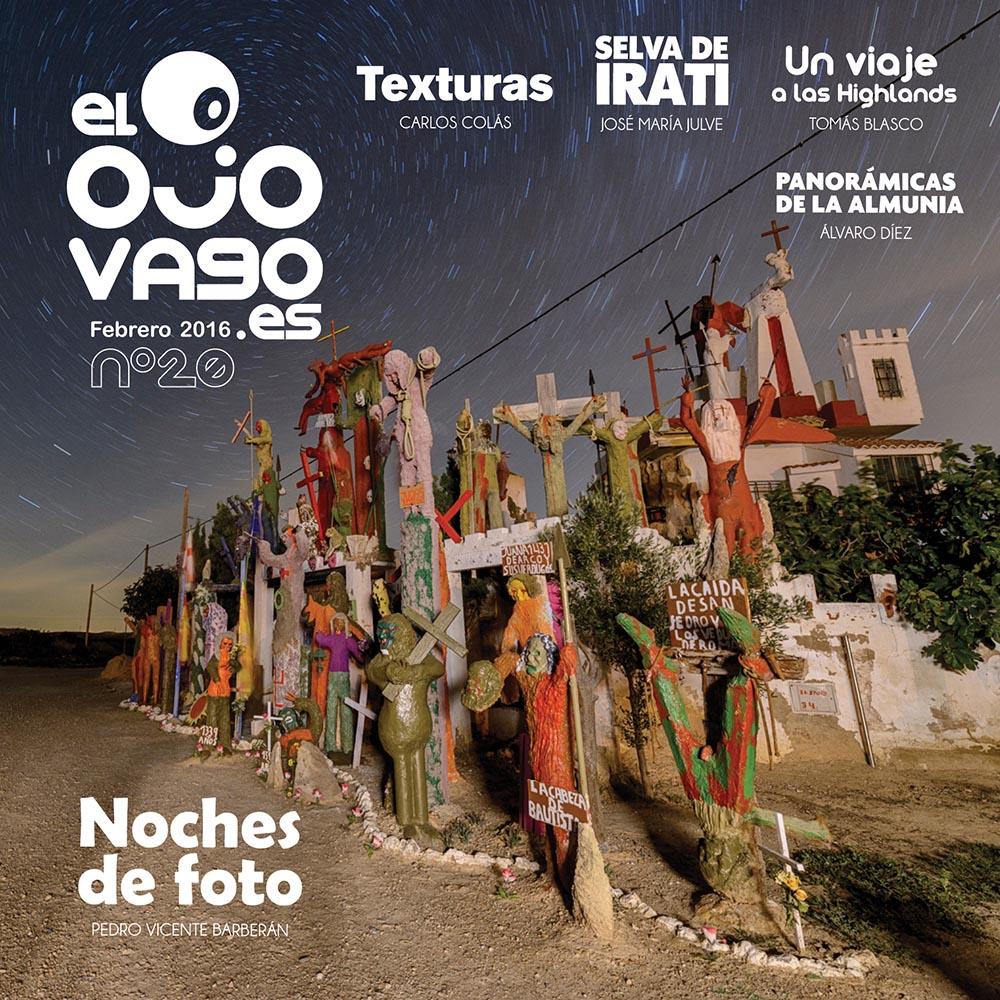 Revista de Fotografía El Ojo Vago 20