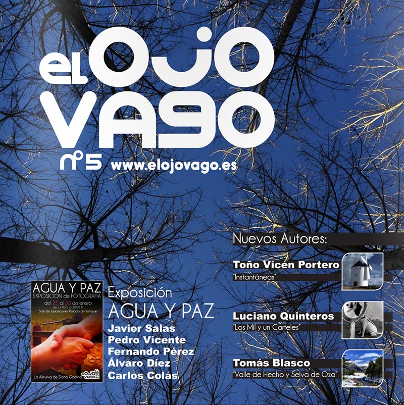 Revista de Fotografía El Ojo Vago 5