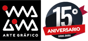 Imagina Arte Gráfico 15 Aniversario