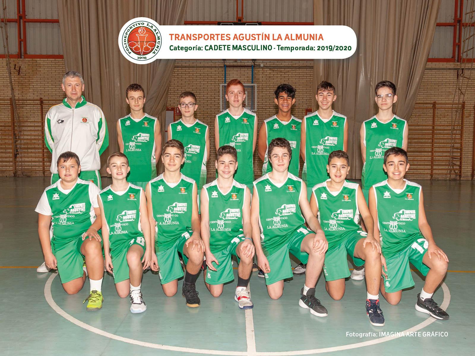 Fotografías Basket La Almunia temp 2019-2020