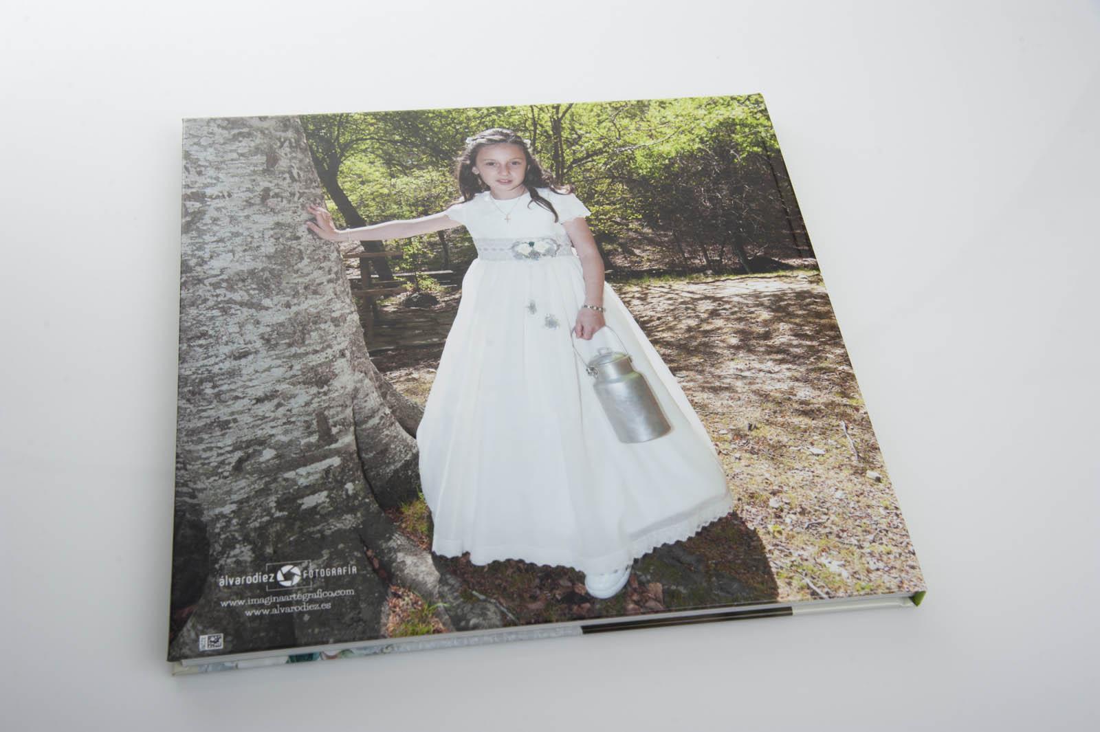 Reportajes fotográficos 1ª Comunión - Imagina ARte Gráfico