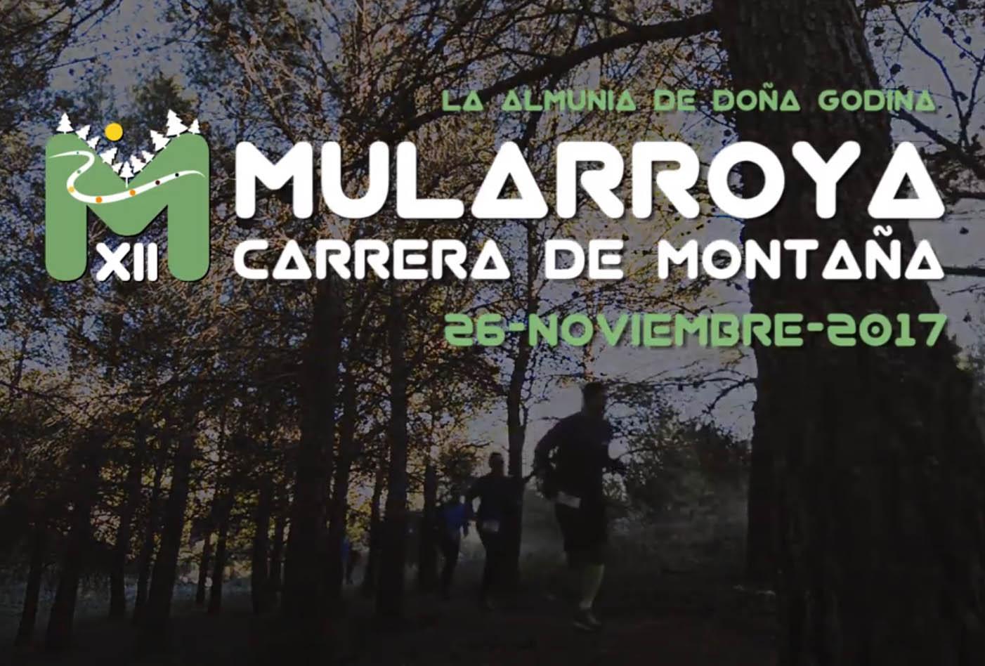 Vídeo publicitario Carrera de Mularroya