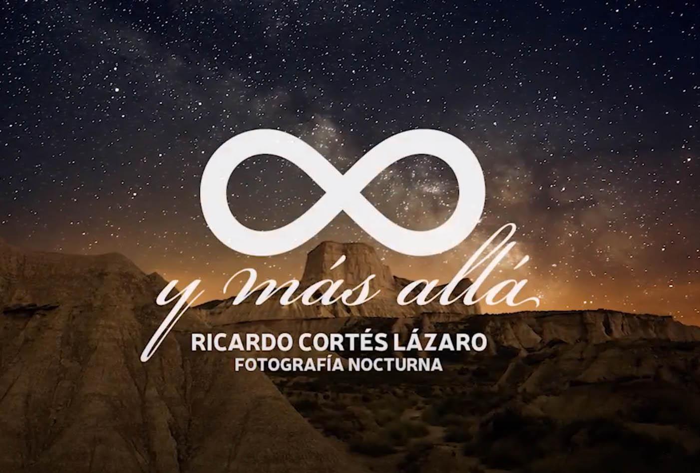 Vídeo exposición Fotografía Ricardo Cortés