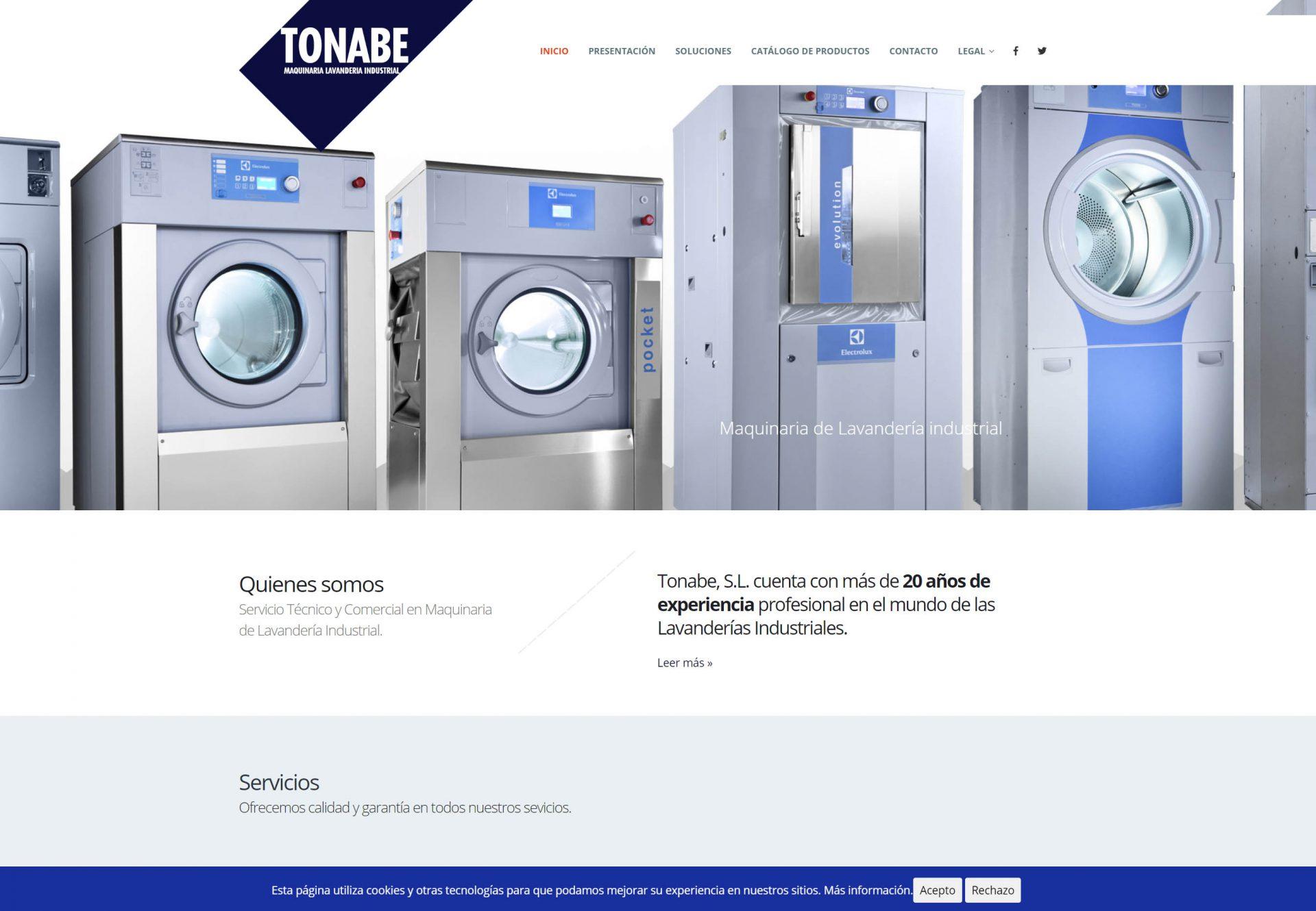 Web Tonabe