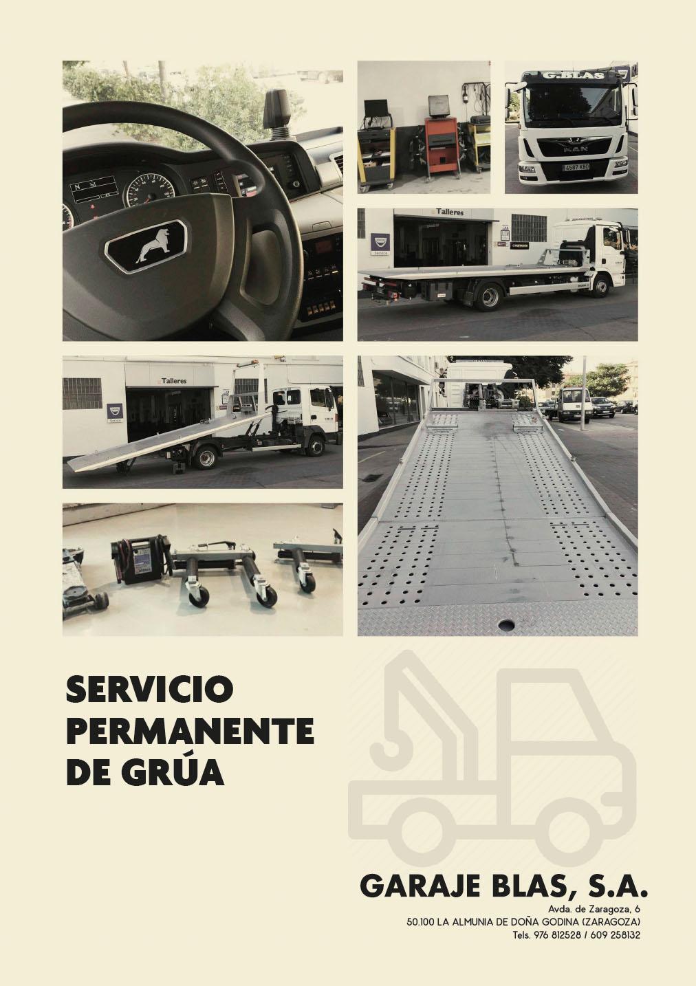 Dosier Servicio de Grúas