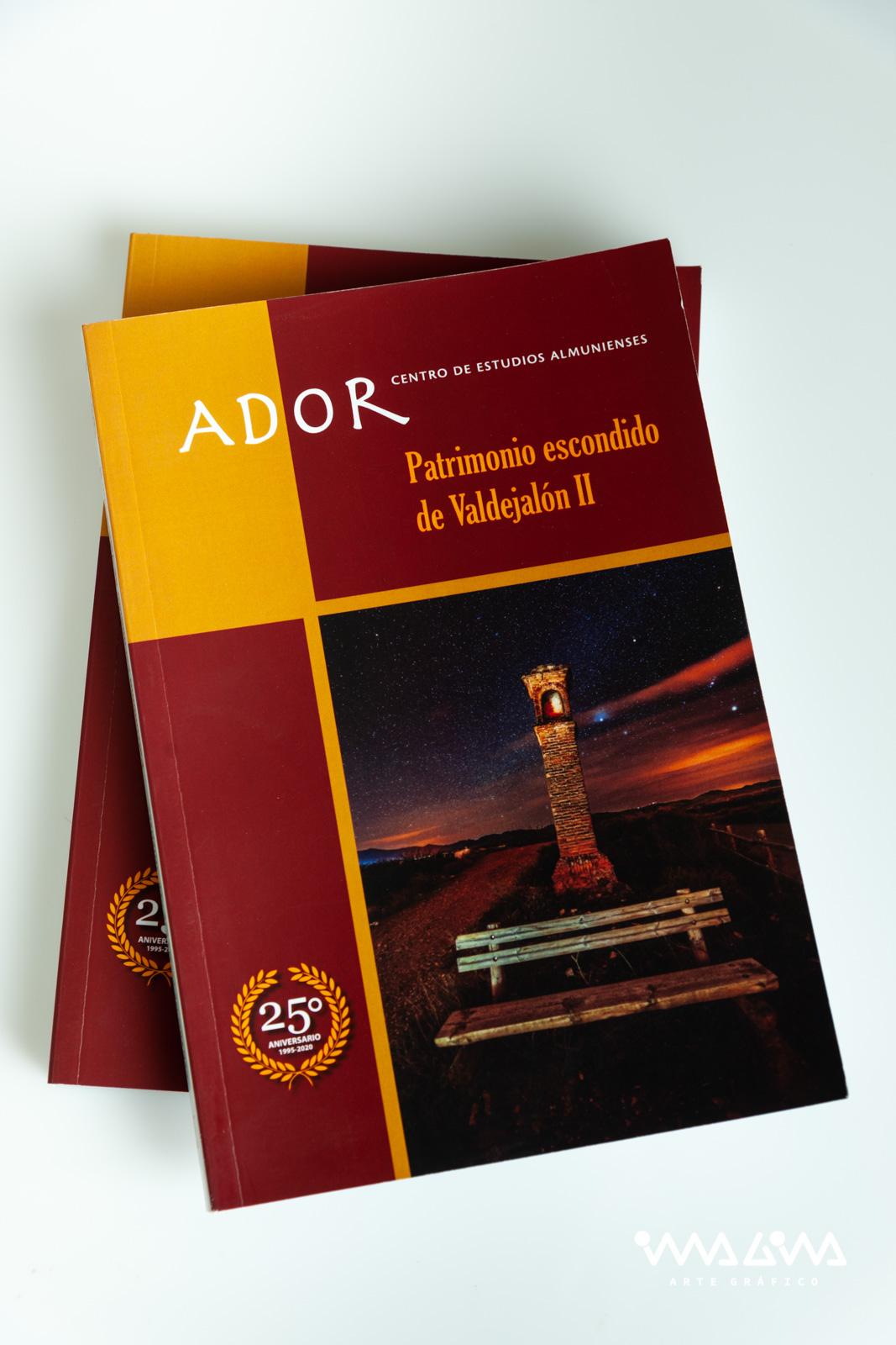 Libro Ador XXV Centro de Estudios Almunienses