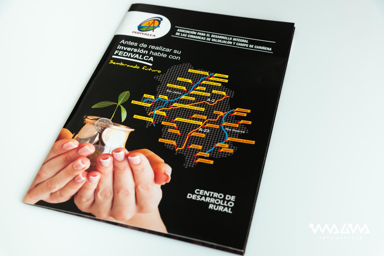 Carpetas Fedivalca 2020 - Imagina Arte Gráfico