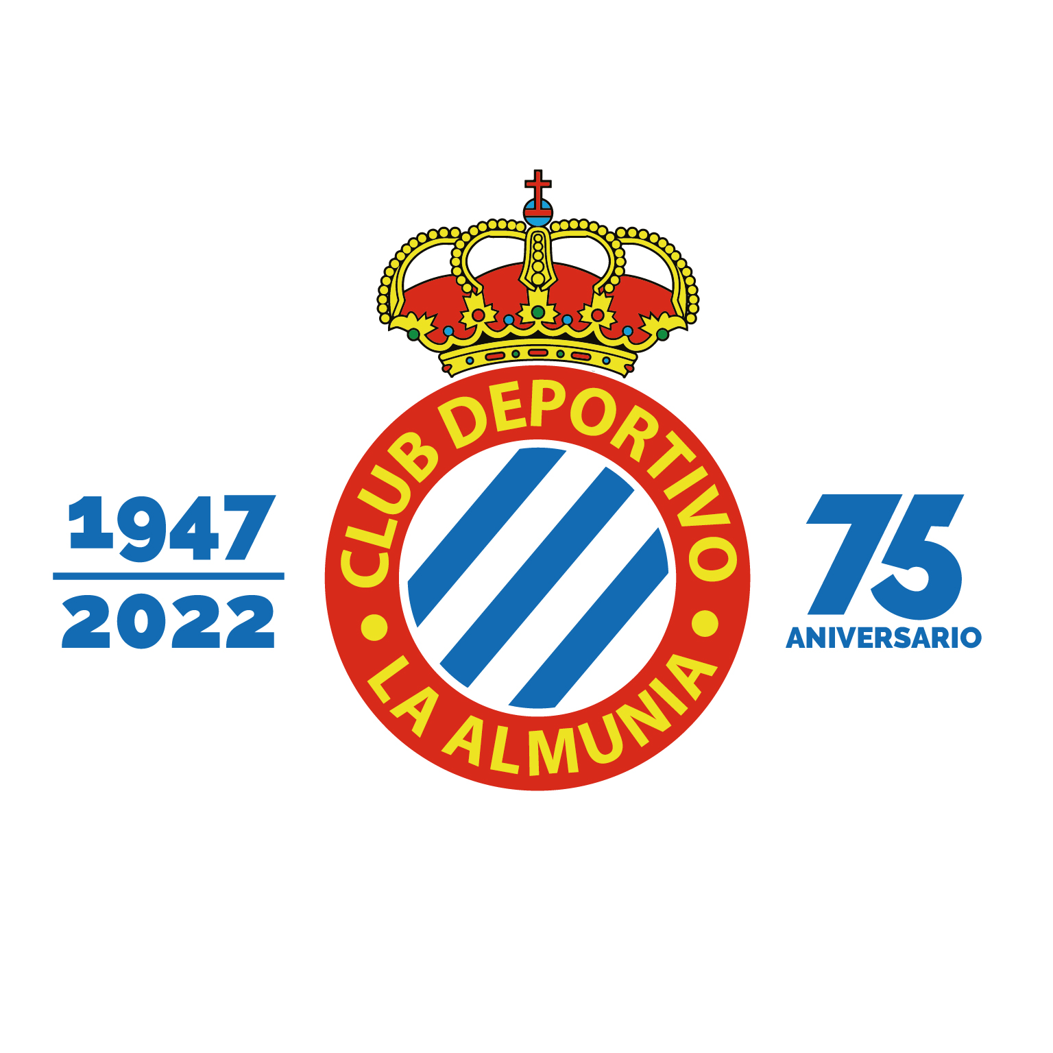 75 aniversario CD La Almunia