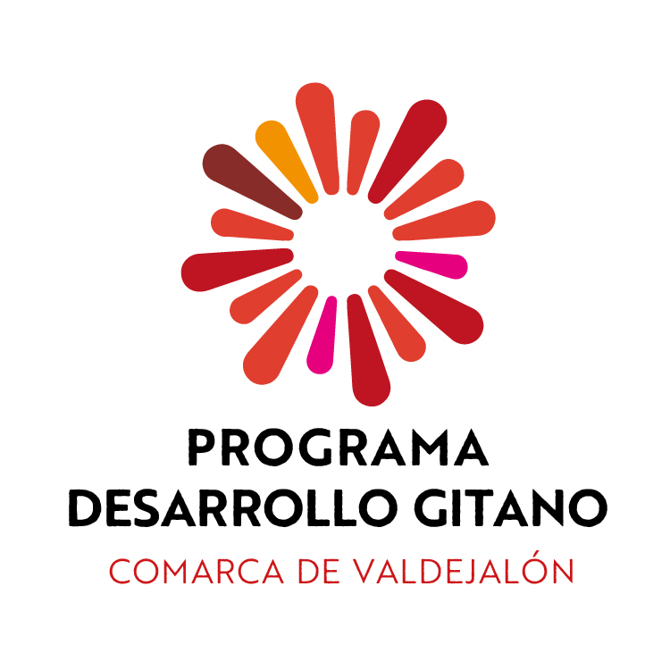 Logo Programa de Desarrollo Gitano de Comarca de Valdejalón