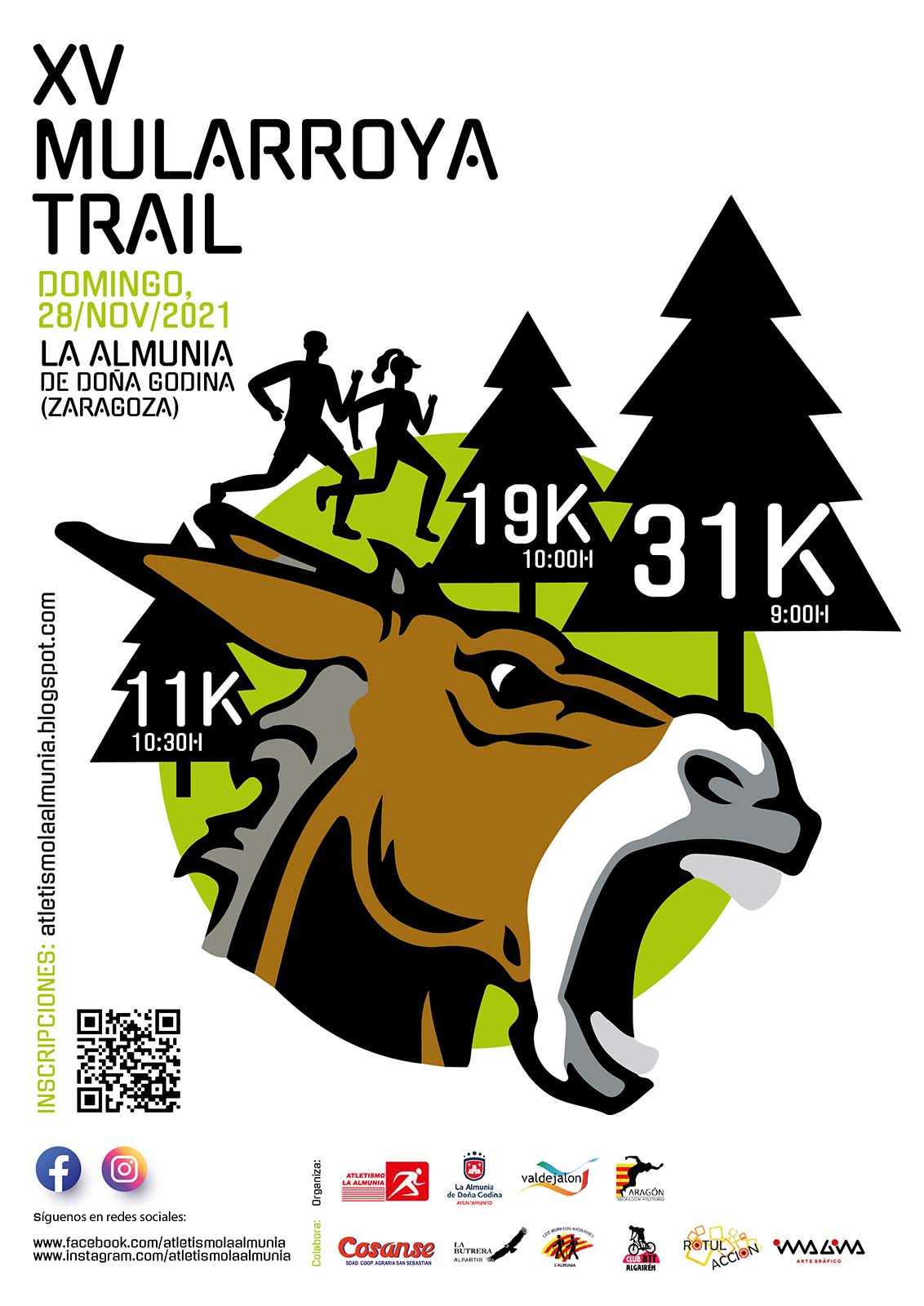 XV Mularroya Trail